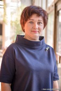 Косяк Ріта Сергіївна, заступник директора Київського Палацу дітей та юнацтва